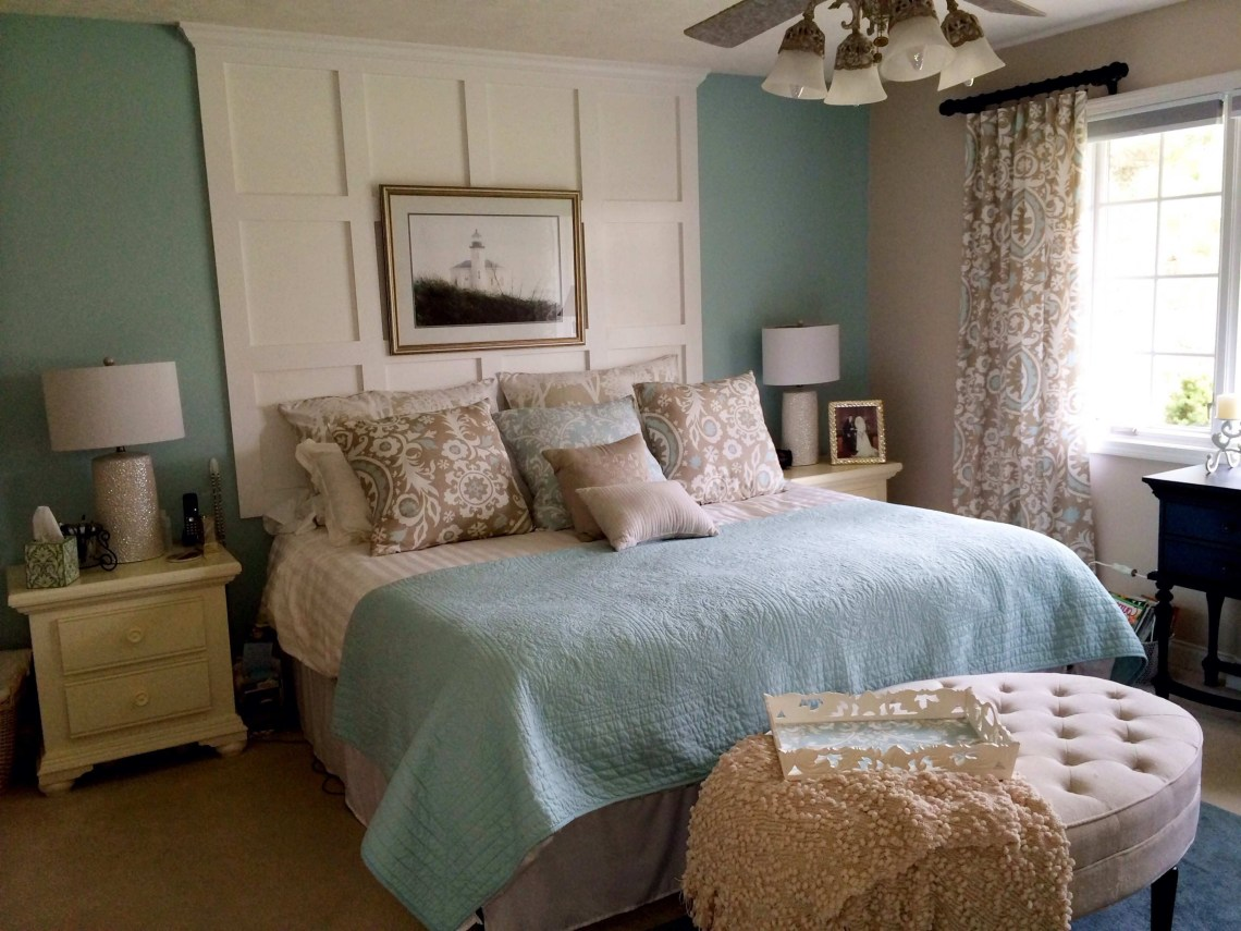Luxury Decorating Ideas For Relaxing Bedroom Color Paint