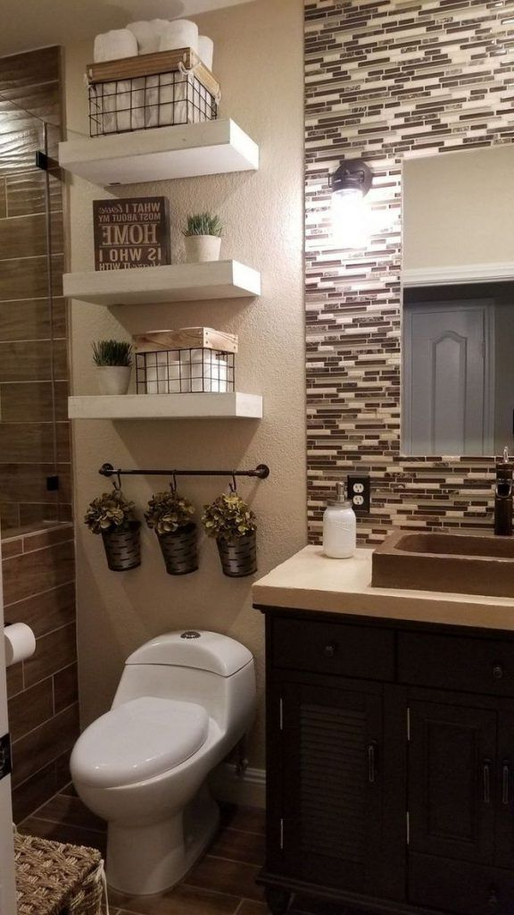 Magnificent Bathroom Decoration Ideas To Make Your