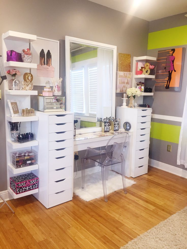 Makeup Ikea Furniture A Lot Of Diy Projects Done Room