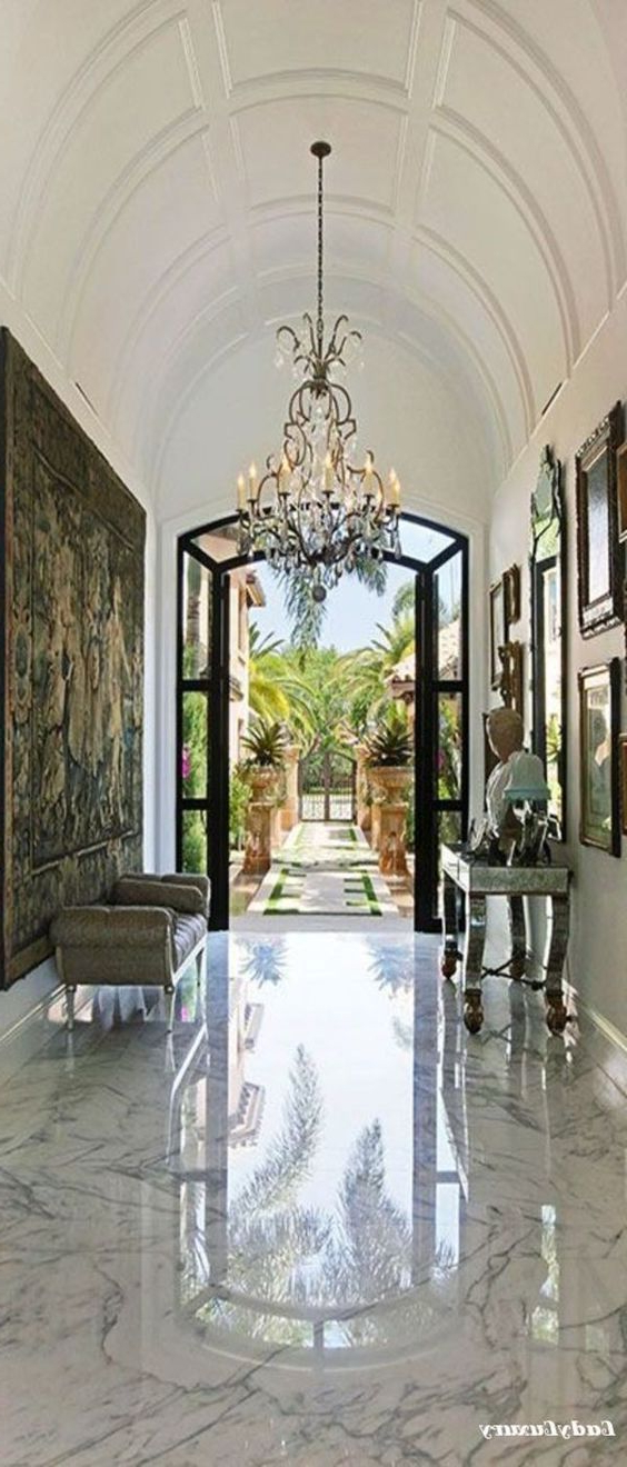 Million Dollar Interiors Entryway Ladyluxurydesigns