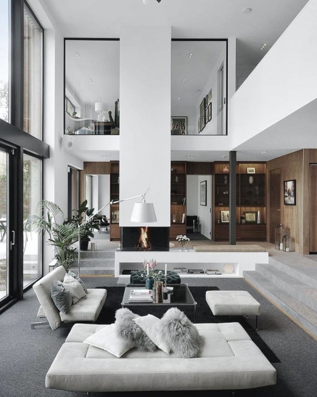 Minimal Interior Design Inspiration Modern House Design