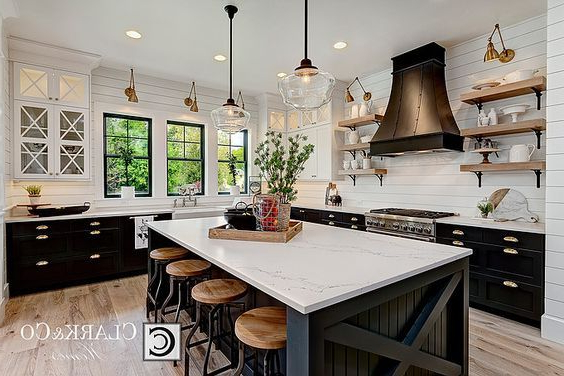 Modern Farmhouse Kitchens So Many Stunning Farmhouse