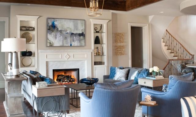 Modern Luxury Home Atlanta Nandina Home Design