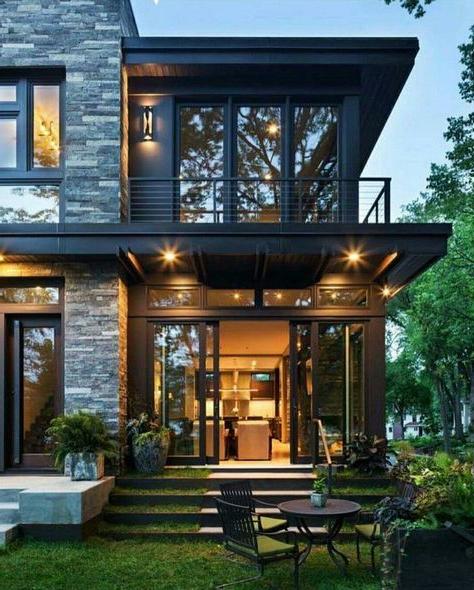 Modern Organic Home In Lake Calhoun Minneapolis Unique