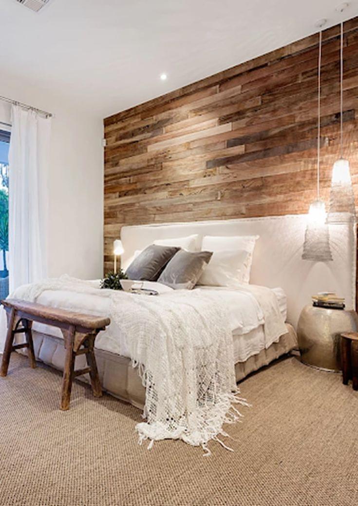 Modern Rustic Bedroom Cozy Rustic Farmhouse Bedroom