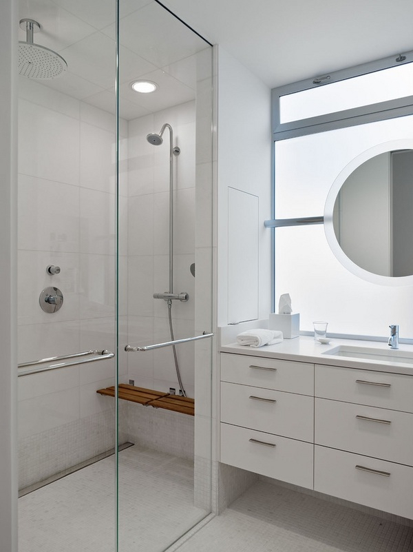 Modern Shower Enclosures Contemporary Bathroom Design Ideas
