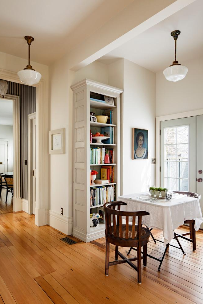 Modern Ways To Order Your Books In A Home Library