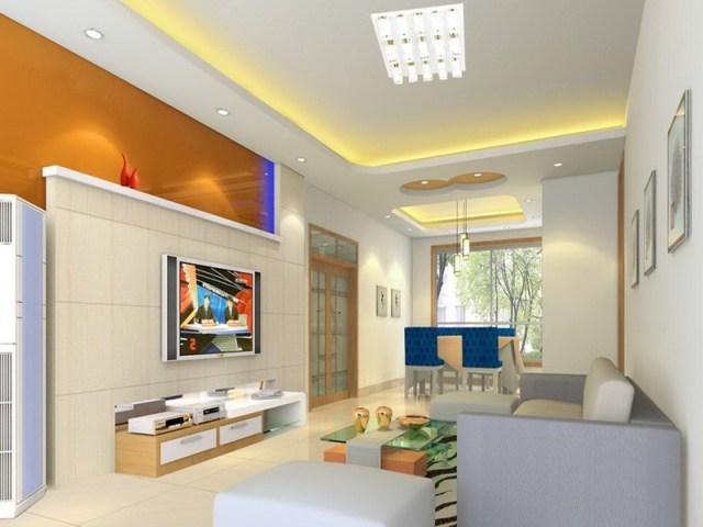 Modular Bright Interior Partment Walls Color Combinations