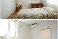 Muji Bedroom Minimalbedroom In 2020 Minimalist Bedroom Minimalist Room Minimal Bedroom