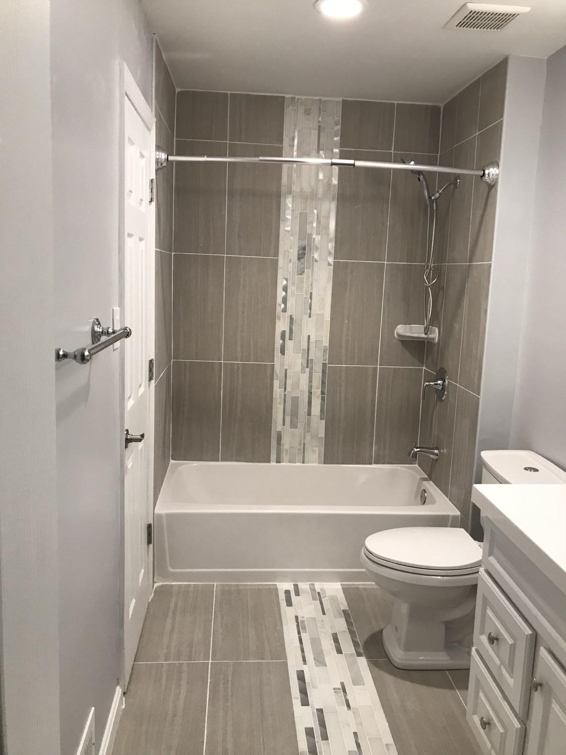 My Finished Bathroom Bathroom Remodel Shower Bathrooms Remodel