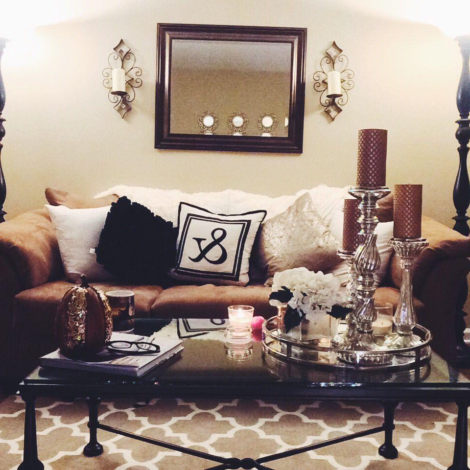 Nashville Apartment Decor Home Decor Glam Living Room