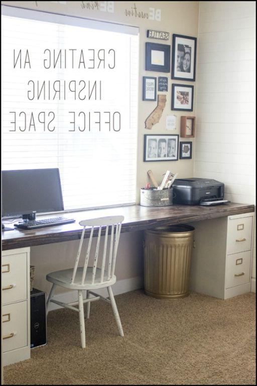 Need A Large Desk For Your Home Office But Having