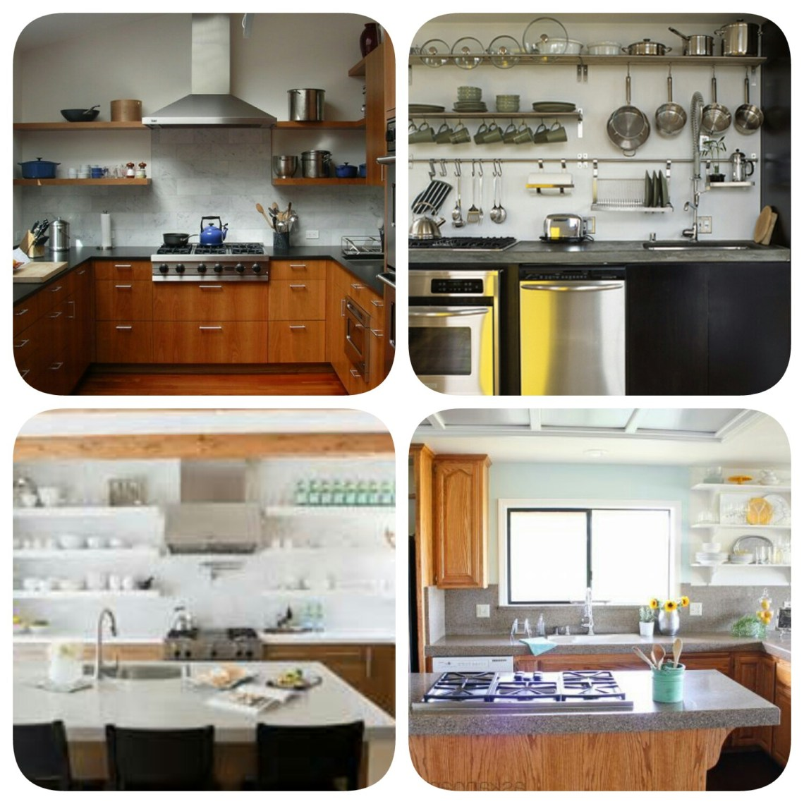 Open Shelves In Indian Kitchens Are A Big Hit Heres Why