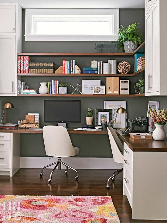 Our Best Home Office Decorating Ideas