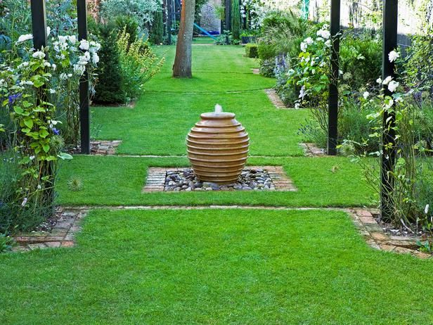 Pictures Of Formal English Gardens Garden Water