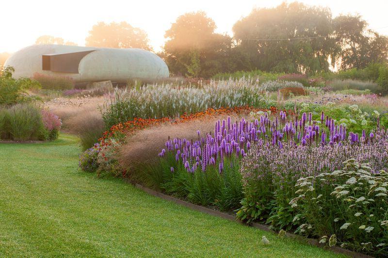 Piet Oudolf Garden Design At Hauser Wirth In Somerset