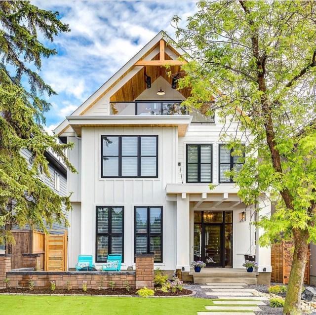 Pin Trent Preszler On House Ideas Modern Farmhouse