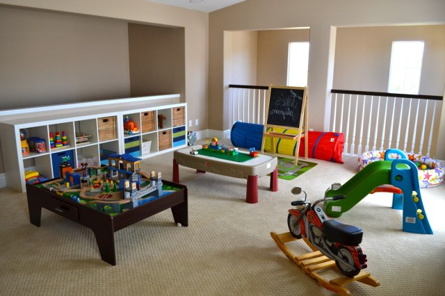 Playroom Tour With Lots Of Diy Ideas Color Made Happy