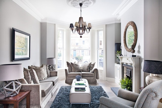 Real Home A Stylishly Renovated Victorian Townhouse