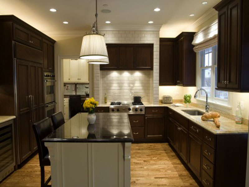 Remodeling A U Shaped Kitchen Video And Photos