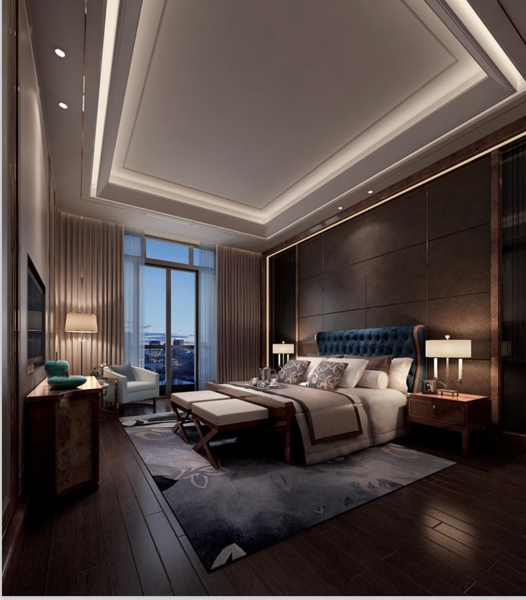 Romantic Bedroom Ultra Luxurious Homeelegant