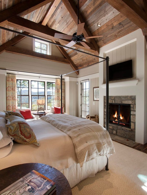 Rustic Bedroom Design Ideas Renovations Photos