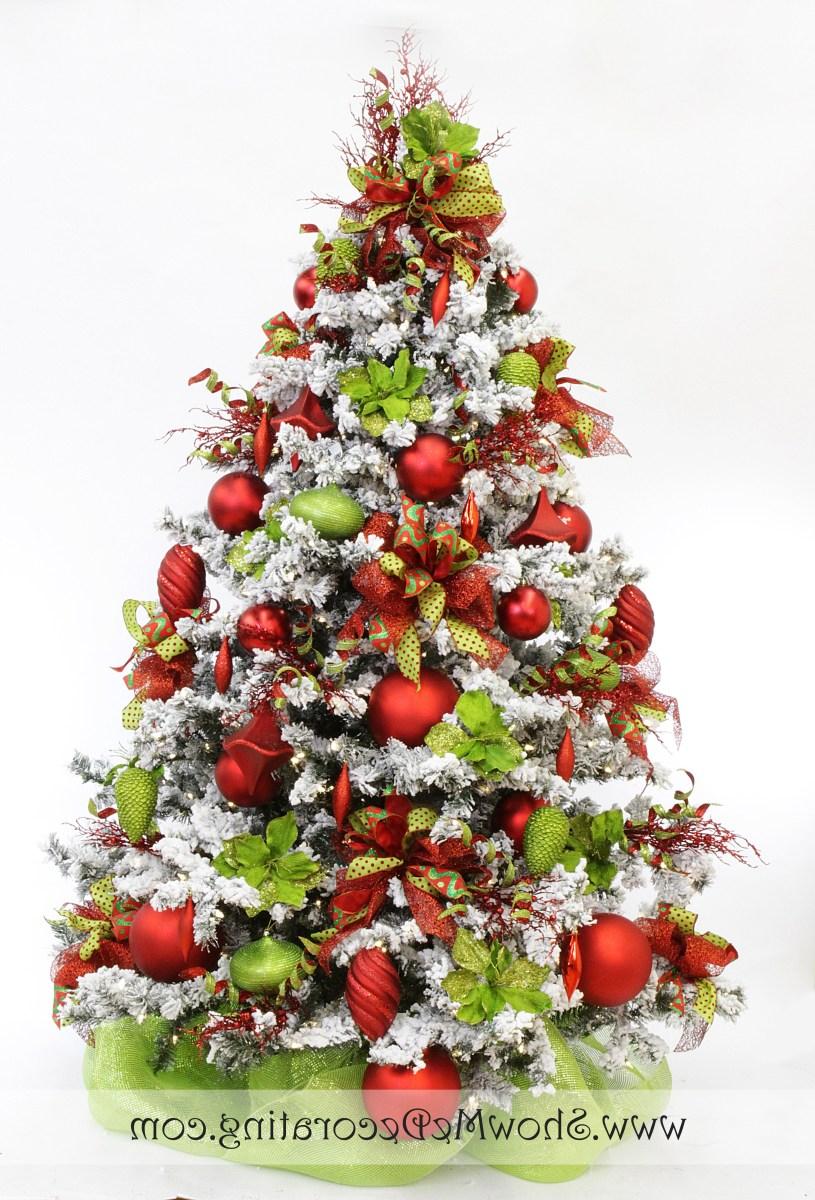Show Me Decorating 2013 Christmas Tree Themes Inspiration