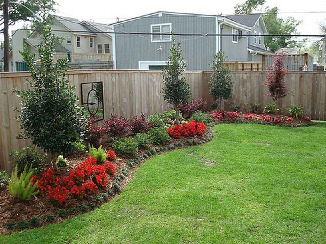 Simple Landscaping Ideas For Small Yards On A Budget Front