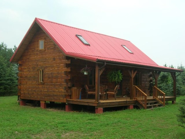 Small Home Designs Small Log House Plans Unique House