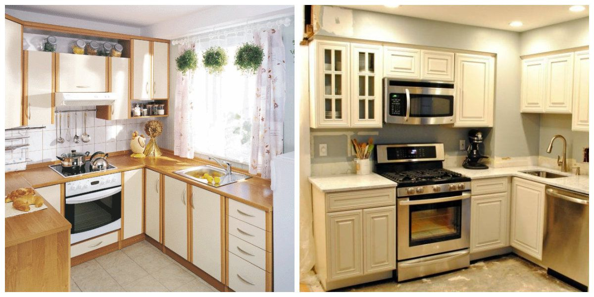 Small Kitchen Ideas 2019 Choose One Of Top Ideas For