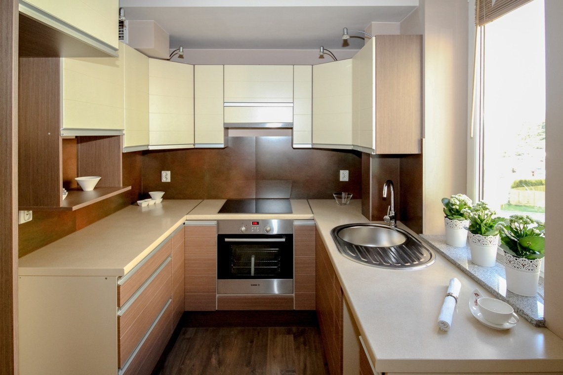 Small Modular Indian Kitchen Designs