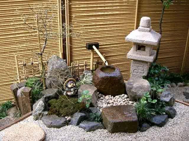 Small Space Japanese Garden Zen Garden Design Mini