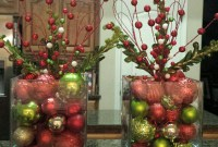 Sofiaprysiazhniuk Christmas Centerpieces Diy Simple