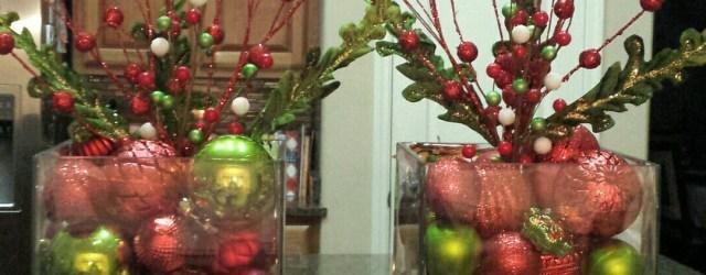 Sofiaprysiazhniuk Christmas Centerpieces Diy Simple