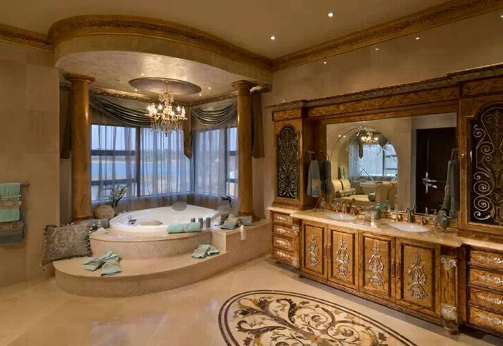 South African Palace Bathroom Bathroom Design Decor