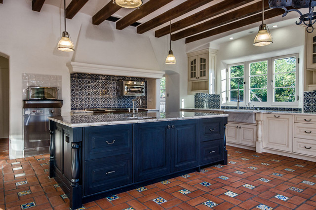 Spanish Inspired Kitchens