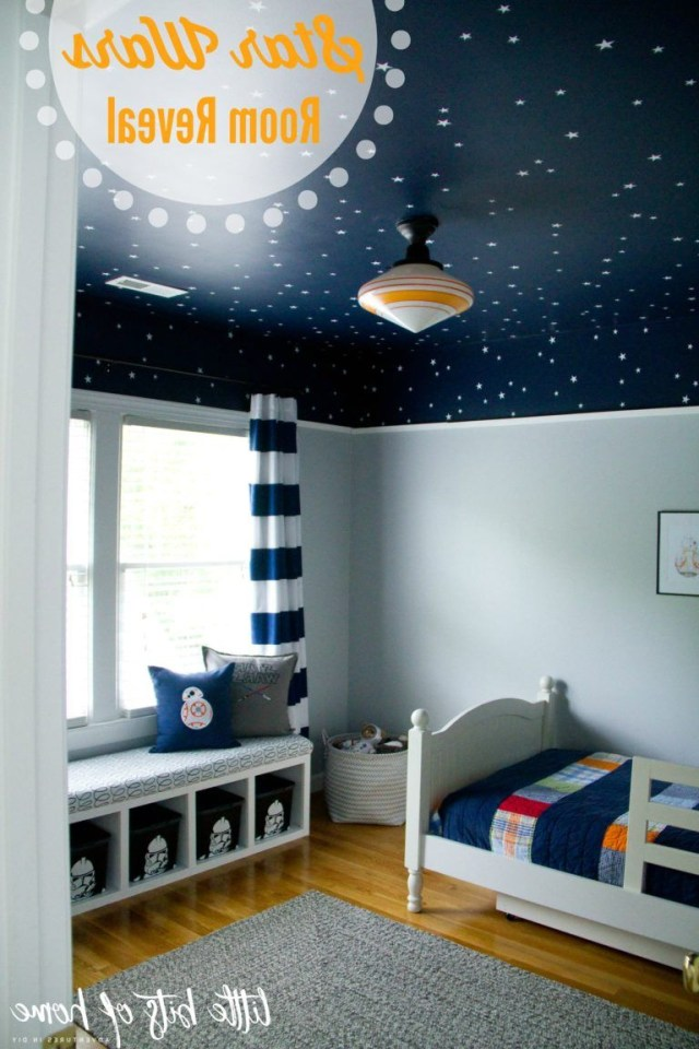 Star Wars Big Boy Bedroom Reveal Little Bits Of Home