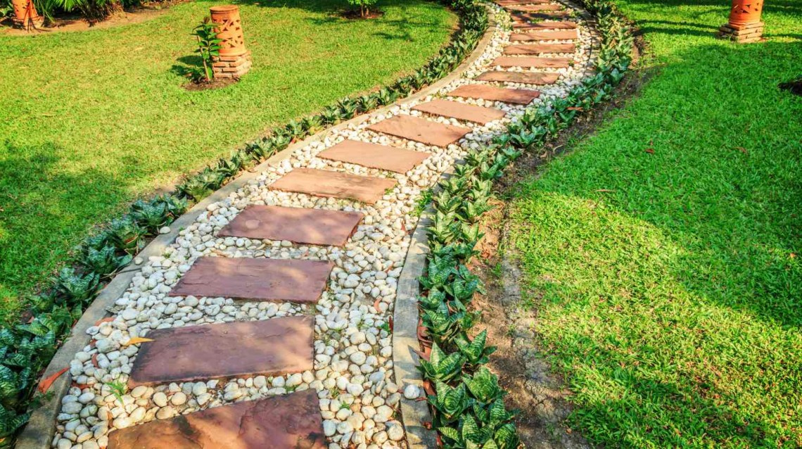Stunning Diy Walkway Ideas That Are Totally Captivating