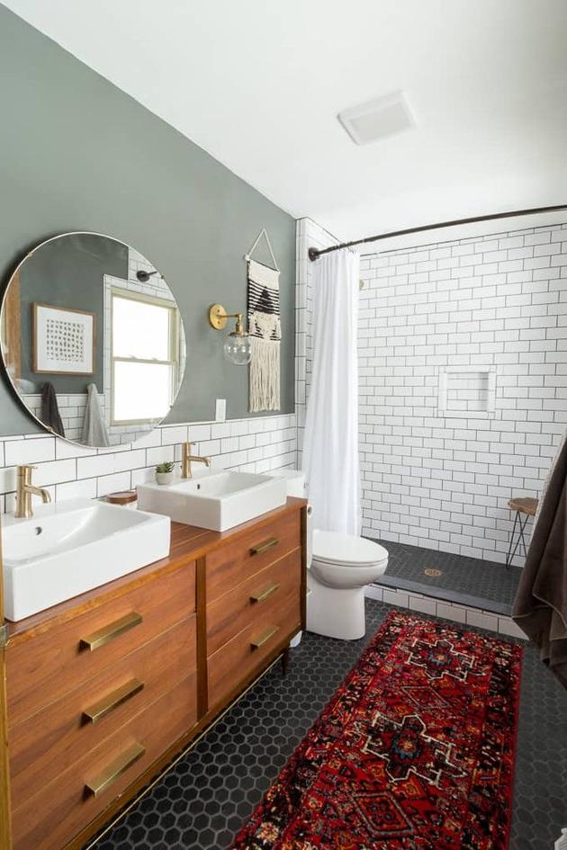Subway Tile Bathroom Backsplash Ideas Helpful Tips And