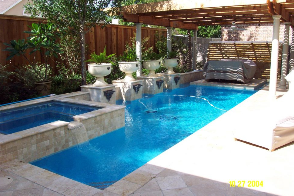 Swimming Pool Designs Rectangle Pools Backyard Design With