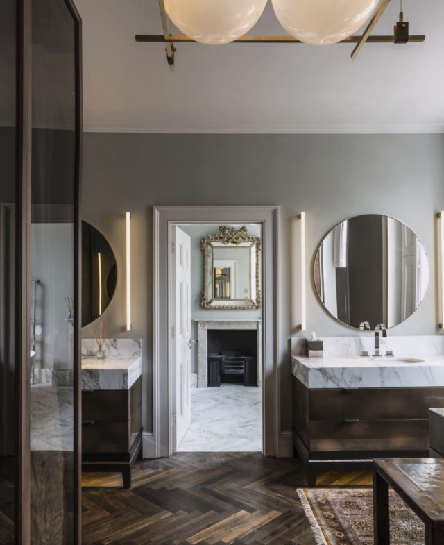 The 15 Most Beautiful Bathrooms On Pinterest Beautiful