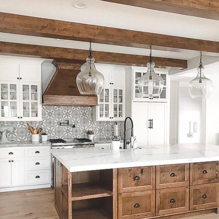 The 15 Most Beautiful Kitchens On Pinterest Kitchen