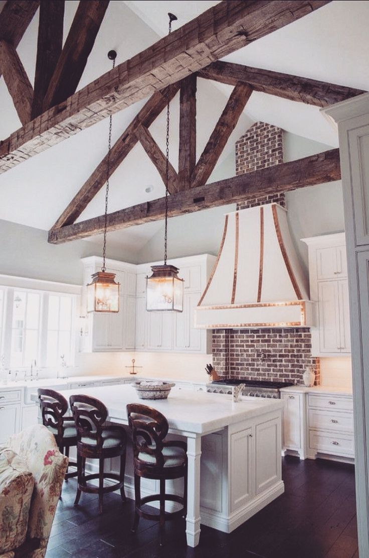 The 25 Best Exposed Beams Ideas On Pinterest Exposed