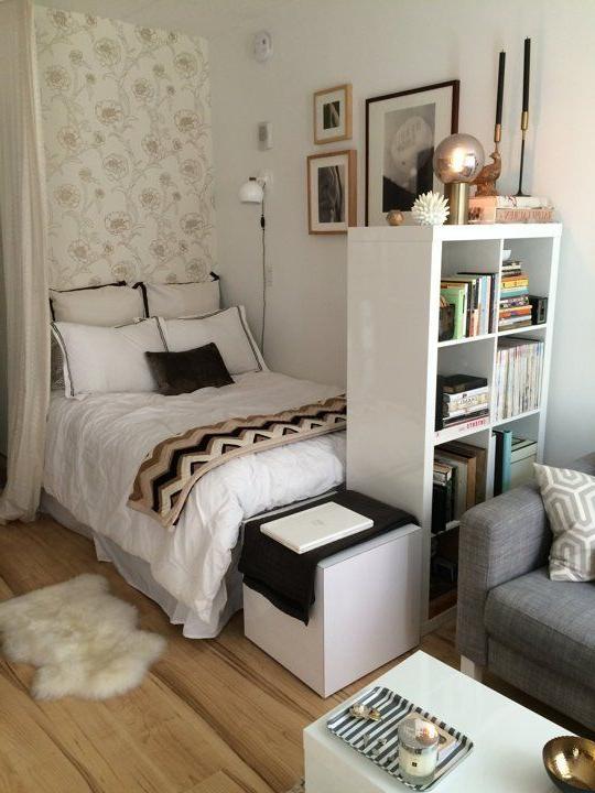 The 25 Best Tiny Bedrooms Ideas On Pinterest Tiny