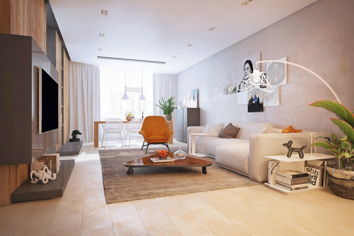The Best Arrangement Of Apartment Decorating Ideas With