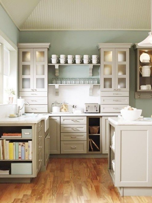 The Inspiration For Our Kitchen The Martha Stewart Ox Hill Cabinets From Home Depot Martha