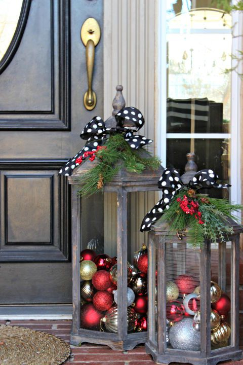 These Amazing Outdoor Christmas Decorations Are The Only