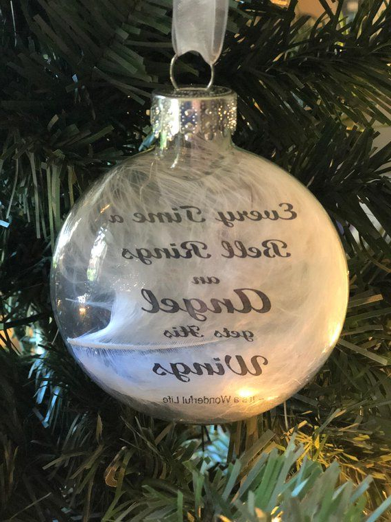 This 3 Glass Round Flat Puffed Ornament Is Inspired The