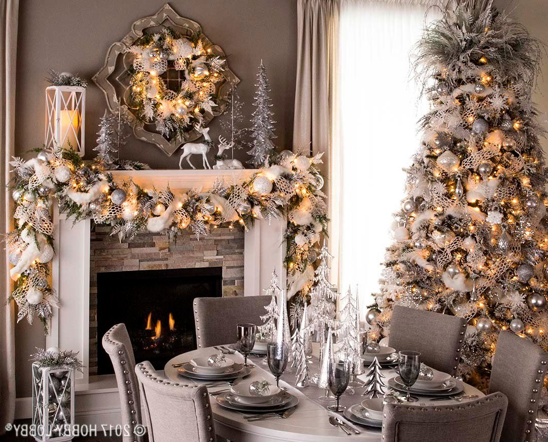 This Christmas Add An Elegant Yet Simple Feel To Your