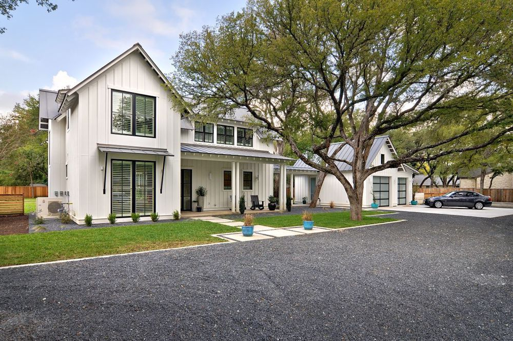 This House Is Amazing Farmhouse With A Dog Trot And